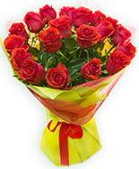 19 Adet kırmızı gül buketi  Edirne kaliteli taze ve ucuz çiçekler