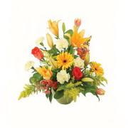 karisik renkli çiçekler tanzim   Edirne çiçekçiler