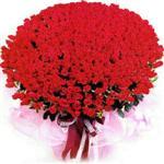 Edirne çiçekçi mağazası  1001 adet kirmizi gülden çiçek tanzimi