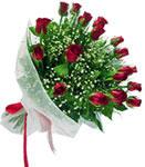 Edirne çiçek online çiçek siparişi  11 adet kirmizi gül buketi sade ve hos sevenler