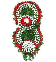 Görsel Cenaze çiçek , cenaze çiçek , çelengi  Edirne çiçek yolla , çiçek gönder , çiçekçi