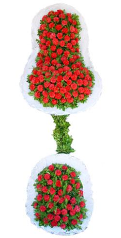 Dügün nikah açilis çiçekleri sepet modeli  Edirne yurtiçi ve yurtdışı çiçek siparişi