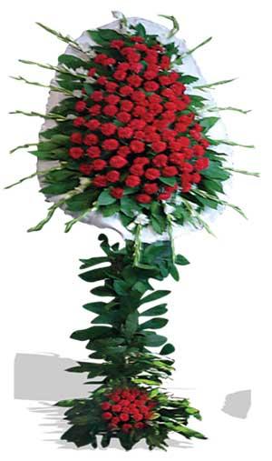 Dügün nikah açilis çiçekleri sepet modeli  Edirne çiçekçiler