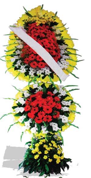 Dügün nikah açilis çiçekleri sepet modeli  Edirne internetten çiçek siparişi