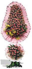 Dügün nikah açilis çiçekleri sepet modeli  Edirne online çiçek gönderme sipariş