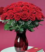 Edirne çiçek gönderme  11 adet Vazoda Gül sevenler için ideal seçim