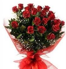 İlginç Hediye 21 Adet kırmızı gül  Edirne çiçek mağazası , çiçekçi adresleri