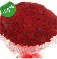 151 adet sevdiğime özel kırmızı gül buketi  Edirne hediye sevgilime hediye çiçek