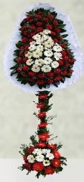Edirne çiçek online çiçek siparişi  çift katlı düğün açılış çiçeği