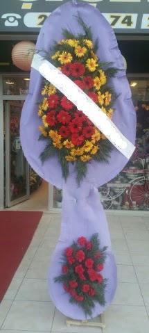 Çift katlı nikah düğüne çiçek modeli  Edirne çiçek mağazası , çiçekçi adresleri