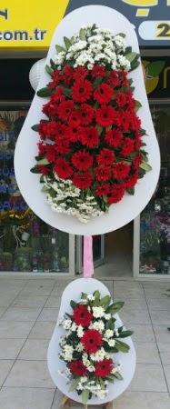 Çift katlı düğün nikah işyeri açılış çiçeği  Edirne internetten çiçek satışı