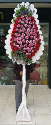 Tekli düğün nikah açılış çiçek modeli  Edirne cicek , cicekci