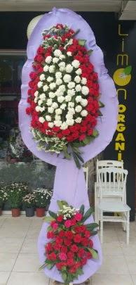 Çift katlı işyeri açılış çiçek modeli  Edirne uluslararası çiçek gönderme