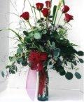 Edirne hediye sevgilime hediye çiçek  7 adet gül özel bir tanzim