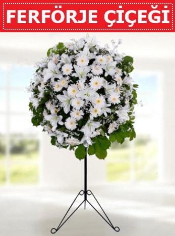 Ferförje aranjman çiçeği  Edirne uluslararası çiçek gönderme