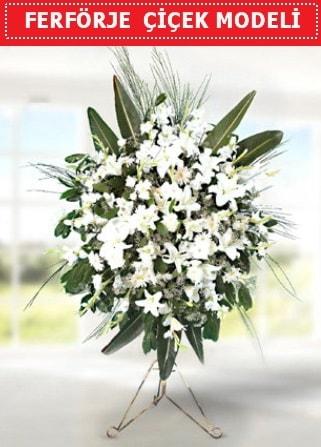Ferförje çiçek modeli  Edirne uluslararası çiçek gönderme